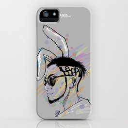 Wish A Rocking Easter! iPhone Case