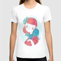 ferret T-shirts featuring It's a Ferret by giovanamedeiros