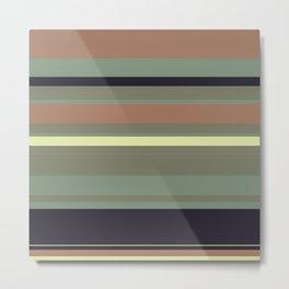 Stripes 41 Metal Print