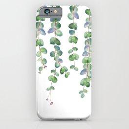 Eucalyptus Garland 2  iPhone Case
