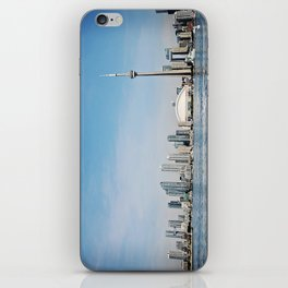 Toronto Skyline iPhone Skin