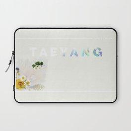 White Night Album - Taeyang Edition Laptop Sleeve