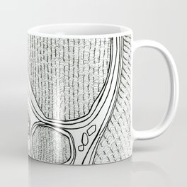 Flow with the Trane(Coltrane) Coffee Mug
