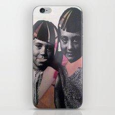 marmar iPhone & iPod Skin