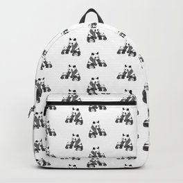 Famille de pandas Backpack