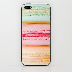 Happy Macarons iPhone & iPod Skin