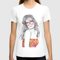lolita T-shirts featuring Lolita by label tania