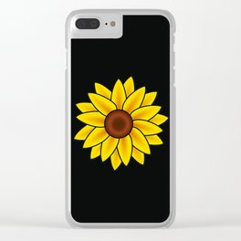 Soft Cases iPhone classic beautiful flower Clear iPhone Case