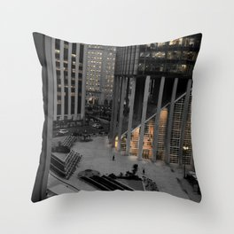Buried Light Throw Pillow