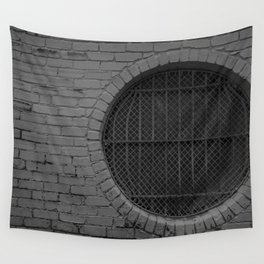Sealed Portal Wall Tapestry