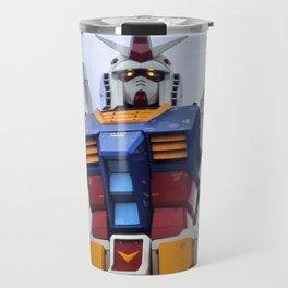 Gundam Stare Travel Mug