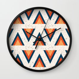 Arrowhead Speckle Wall Clock