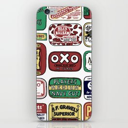 Tins iPhone Skin
