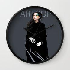 Artpop Wall Clock