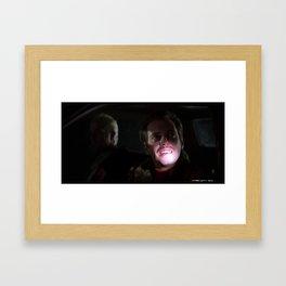 "Steve Buscemi   as Carl Showalter in the film ""Fargo"" (Joel & Ethan Coen - 1996) Framed Art Print"
