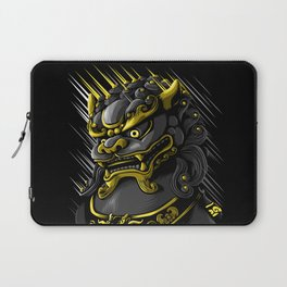 Gold Dragon Laptop Sleeve