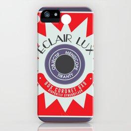 Eclair Lux Camera iPhone Case