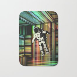 Trapped in Multiple Time Dimension Bath Mat