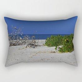 The Beach at Gasparilla State Park II Rectangular Pillow
