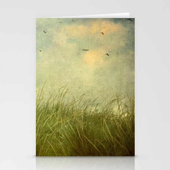 Taken by the Wind Stationery Cards