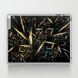 Gold waste  Laptop & iPad Skin