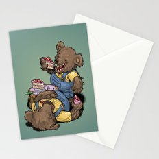 The Bears Stationery Cards