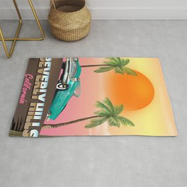 Beverly Hills California Rug