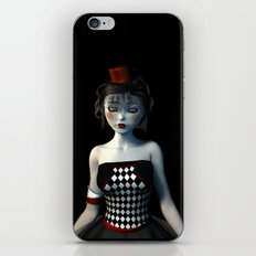 Leaving the circus iPhone & iPod Skin
