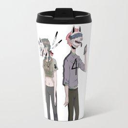 f o u r Travel Mug