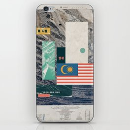 Nothing Here But Love For You iPhone Skin