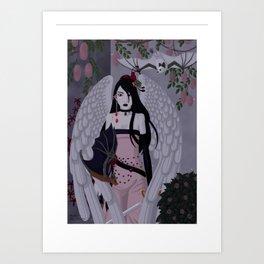 batkeeper Art Print