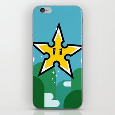 Ninja Star Power iPhone & iPod Skin