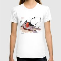 mineral T-shirts featuring Mineral Detector by Pocobelli