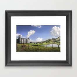 The Weather Network Framed Art Print