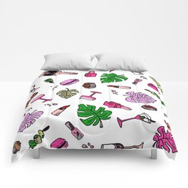 Marta, In Color Comforters