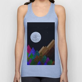 Fabulous Night Unisex Tank Top