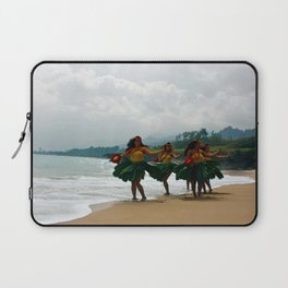 Culture in Hawaii Laptop Sleeve