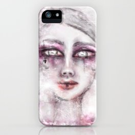 Love and Light iPhone Case