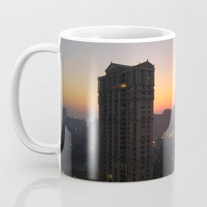 Mumbai Dusk Coffee Mug