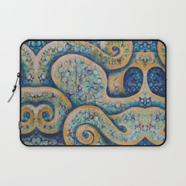 The Intuitive Octopus Laptop Sleeve