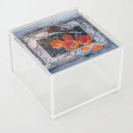 Urban crocuses Acrylic Box