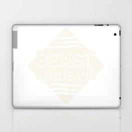 Beast mode on Laptop & iPad Skin