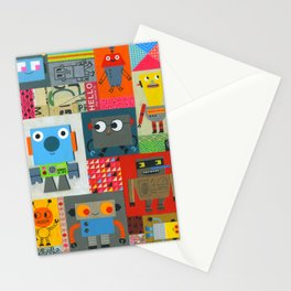 FIXIT BOTS Stationery Cards