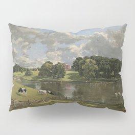 John Constable Wivenhoe Park, Essex 1816 Painting Pillow Sham