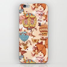 The Great Air Balloon Hunt iPhone & iPod Skin