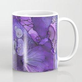 Purple Flow Coffee Mug