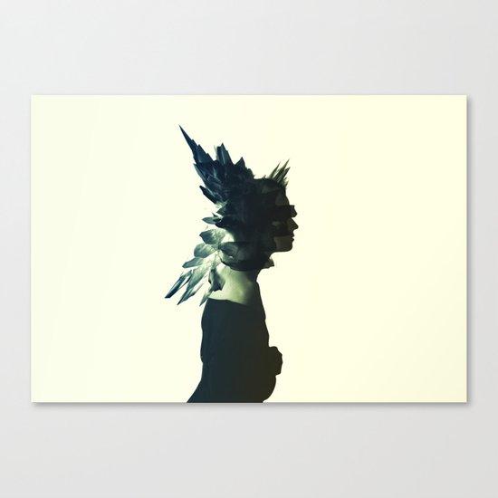 O. Canvas Print