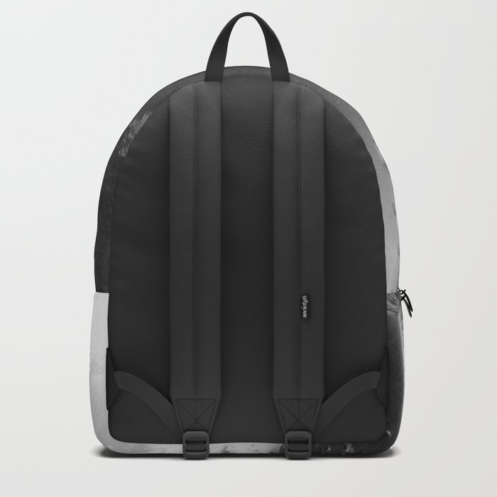 What Lies Down Hidden Rain Drenched Paths Backpack