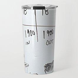 bad news Travel Mug
