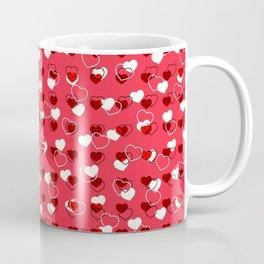 Multiple hearts Coffee Mug
